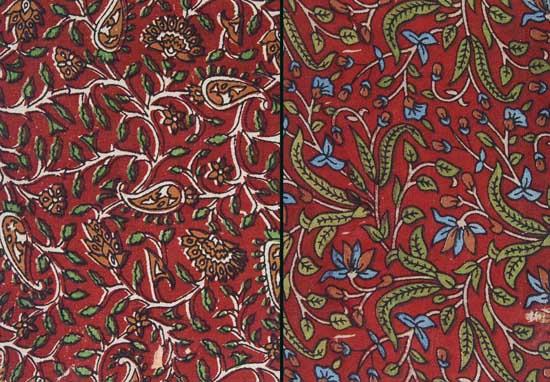 BampW Prints Bagru Prints Dabu Prints Discharge Prints